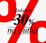 -30% na OUTLET