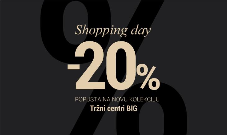 Shopping dan TC BIG