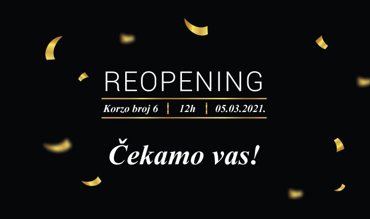 Reopening Korzo!