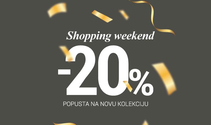Shopping weekend Niš Kalča!