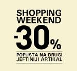 Shopping Weekend Shoppi Retail Park