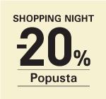 Shopping Night Pančevo 20%