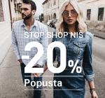 Stop Shop rođendan -20%