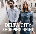 Delta city shopping night -20%