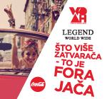Coca Cola & Legend WW