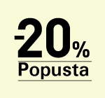 TC Niš Kalča, vikend akcija -20%