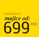 Majice od 699 rsd - SAMO NA WEB-u