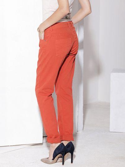 Narandžaste pantalone