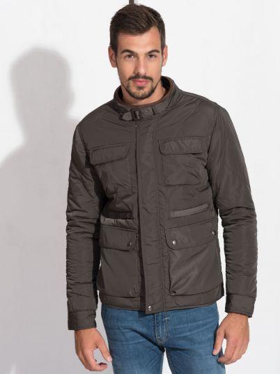 Muška jakna sa džepovima
