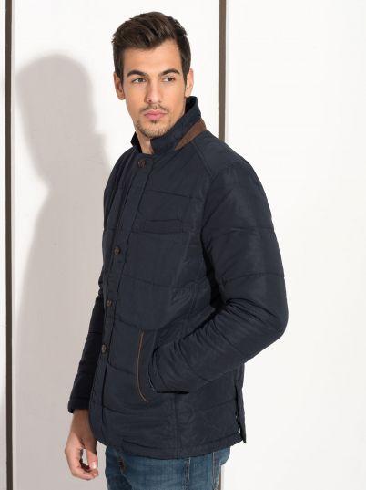 Muška jakna štepana