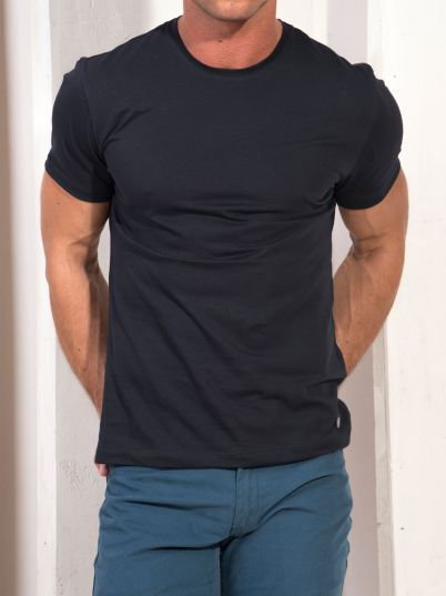 Teget basic majica