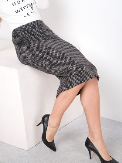 Dezenirana suknja