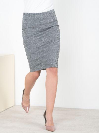 Suknja sa sitnim šljokicama