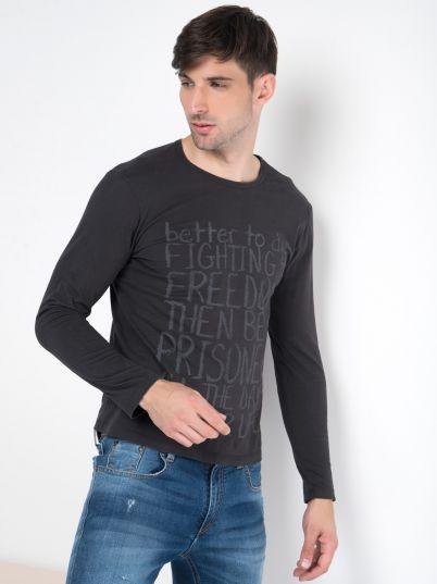 Majica sa slovima