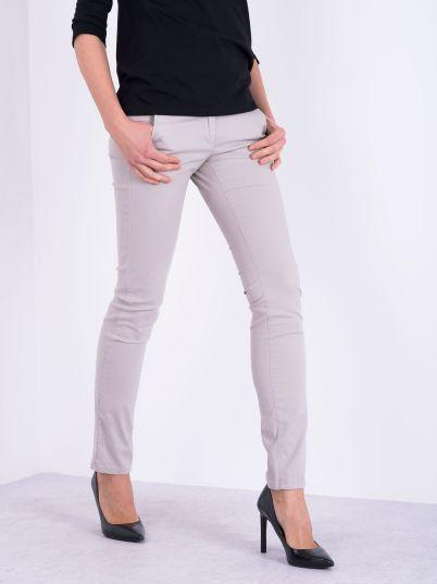Sive ženske pantalone