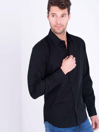 Crna muška košulja