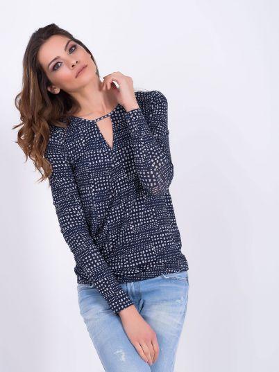 Dezenirana ženska bluza