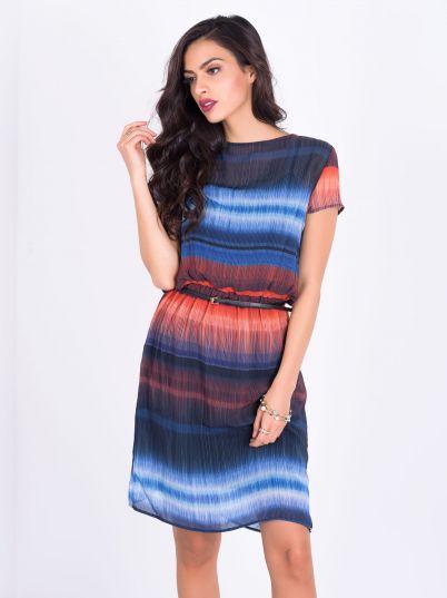 Letnja šarena haljina