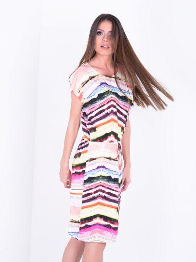Šarena letnja haljina