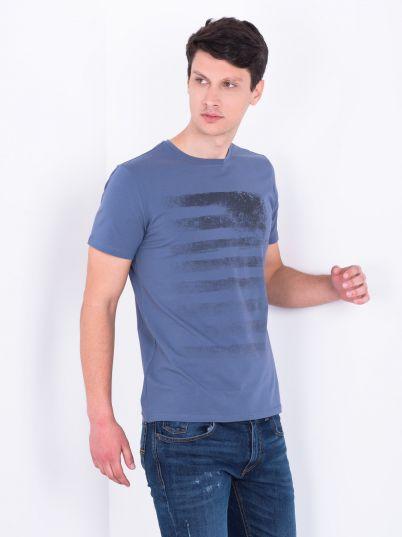 Letnja plava majica