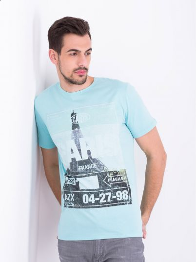 Paris muška majica