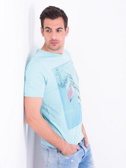 Tirkizna majica