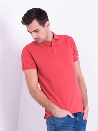 Muška majica sa kragnom