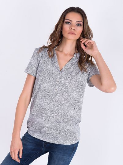 Dezenirana ženska majica