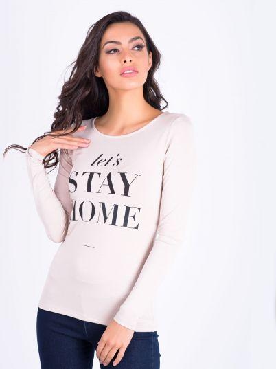 Stay Home majica