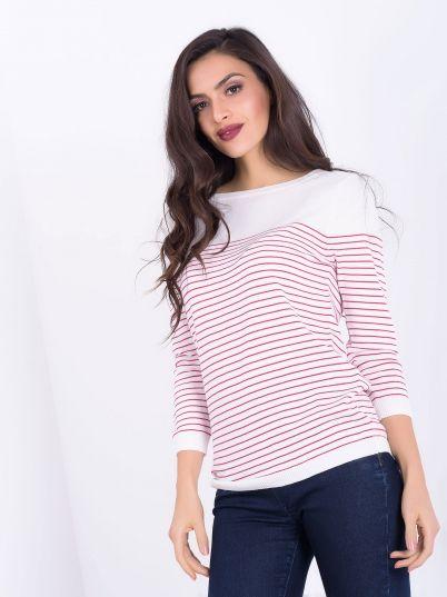 Džemper na prugice