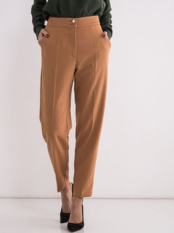 Ženske drap pantalone