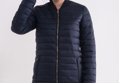 Duža štepana jakna