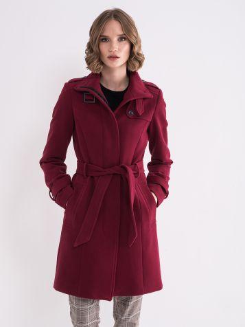 Ženski ciklama kaput