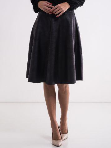 Ženska suknja do kolena