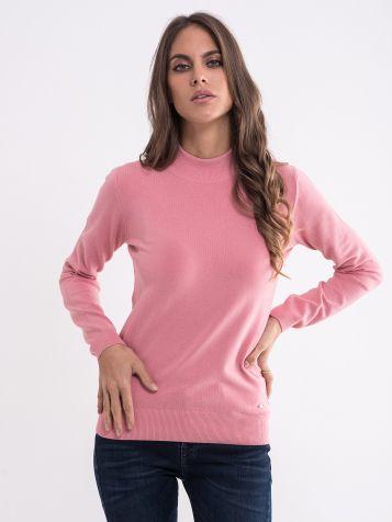 Rozi ženski džemper