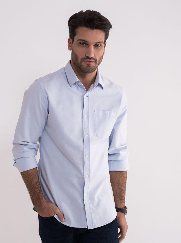 Muška svetlo plava košulja