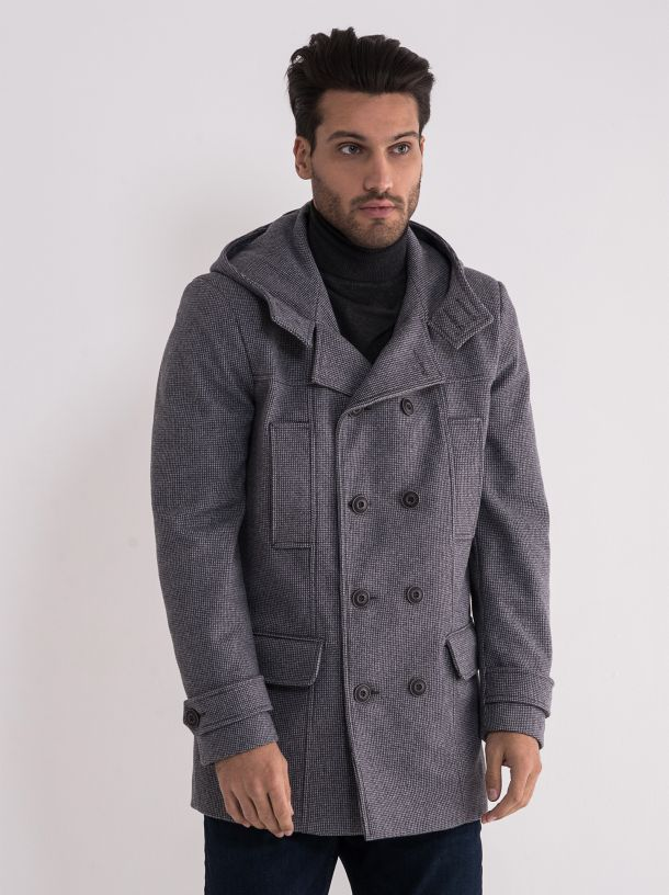 Muški moderni kaput