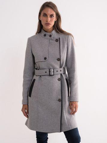 Ženski moderan kaput