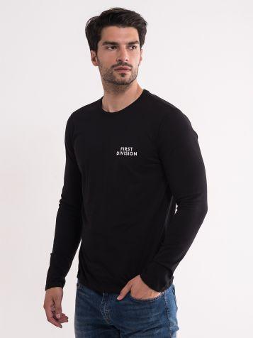 Muška crna majica