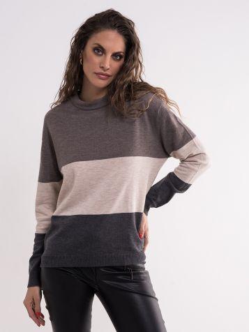 Ženski džemper u tri boje