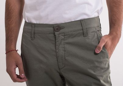 Muške zelene pantalone