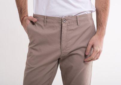 Muške bež pantalone