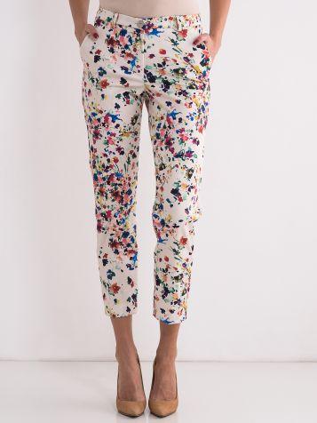 Dezenirane ženske pantalone