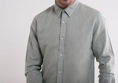 Klasična zelena košulja