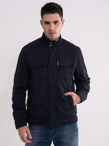 Casual teget muška jakna