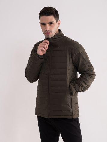Jednostavna zelena jakna