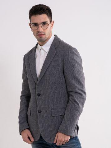 Sivi poslovni sako
