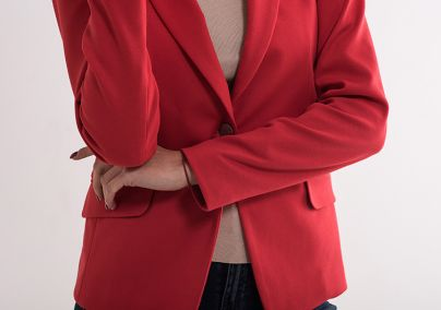 Klasičan crveni sako
