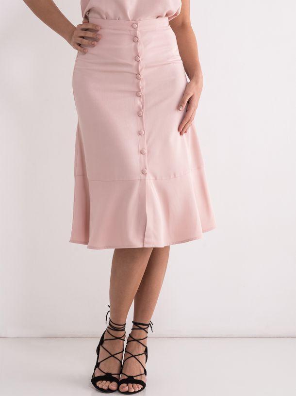 Elegantna viskozna suknja