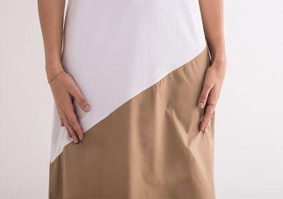 Casual haljina bez rukava